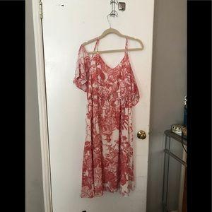 NWT Ann Taylor Loft flowy dress